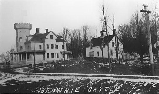 Brownie Castle Granby Qc Canada