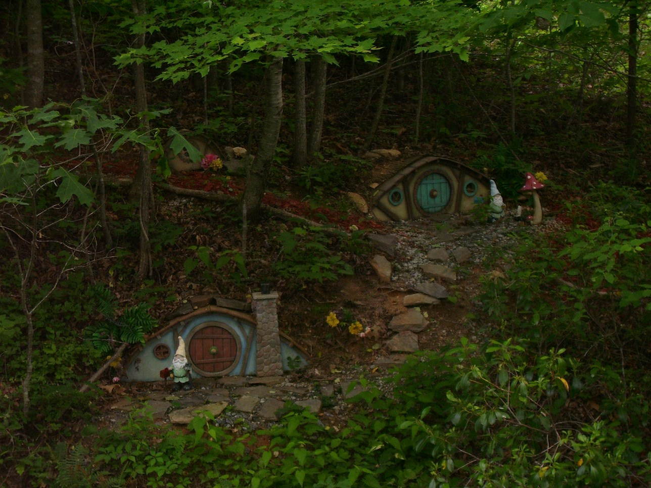 Enchanted Garden: EAST COBBER Frugal FunMom Field Trip Of The Day For Friday