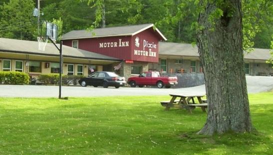 Pixie Motor Inn Linville Nc Enchanted America