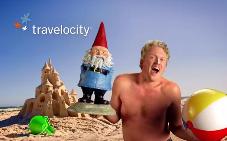 Travelocity Gnome Commercial Mysummerjpg Com