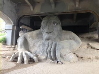 washington-seattle-fremont-troll