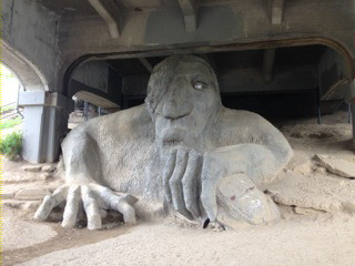 washington-seattle-fremont-troll