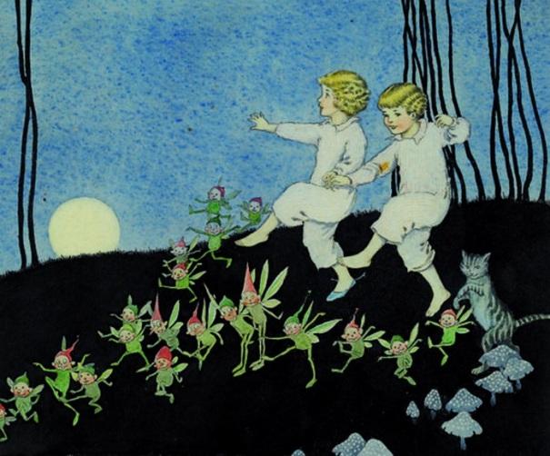 august-fairies