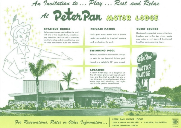 california-anaheim-peter-pan-motor-lodge-print-ad-wide