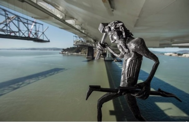 california-san-francisco-bridge-troll-statue-newest