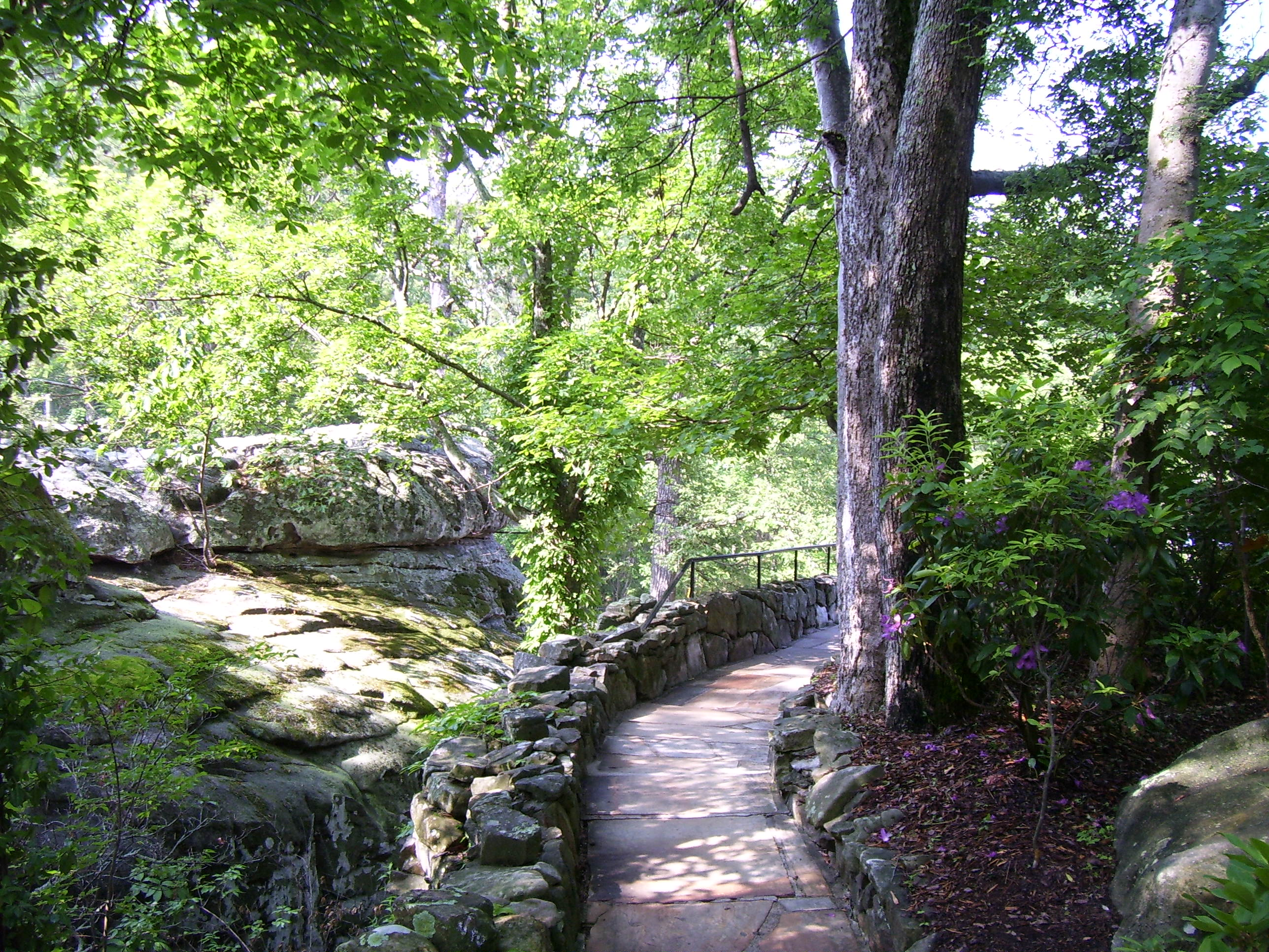 Georgia Rock City Trail