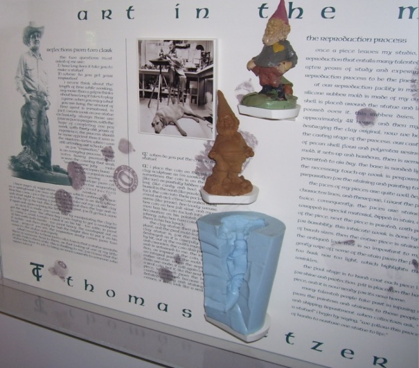 north-carolina-tom-clark-museum-making-gnomes