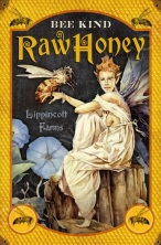 poster-bee-kind-raw-honey-lippincott-farms