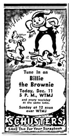 wisconsin-milwaukee-billie-brownie-radio-ad