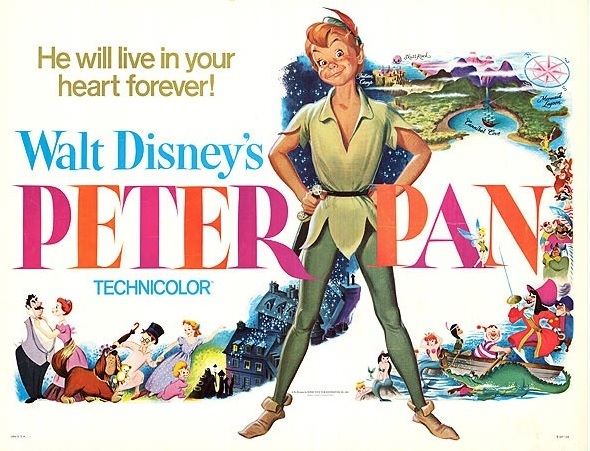california-anaheim-tinkerbell-disney-movie-poster-peter-pan