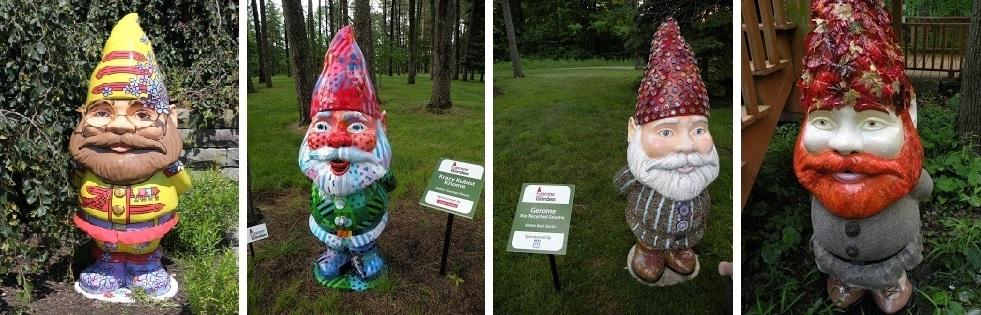 Ohio Kirkland Holden Arboretum Gnomes 3