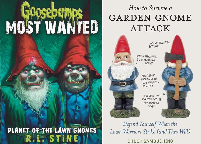 Zombie Gnomes Los Angeles Ca