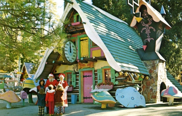 california-santas-village-santas-house