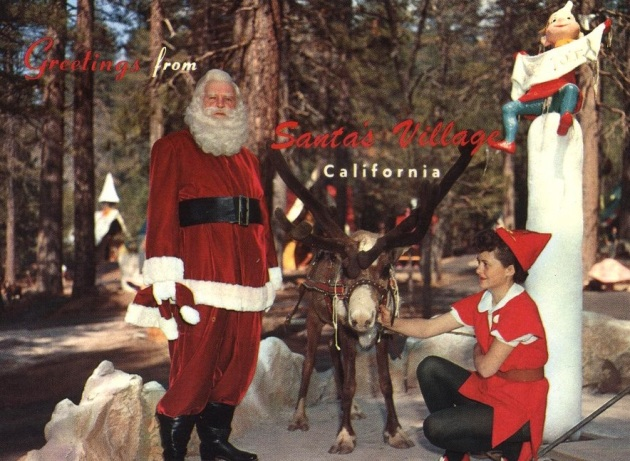 california-scotts-valley-santas-village-deer