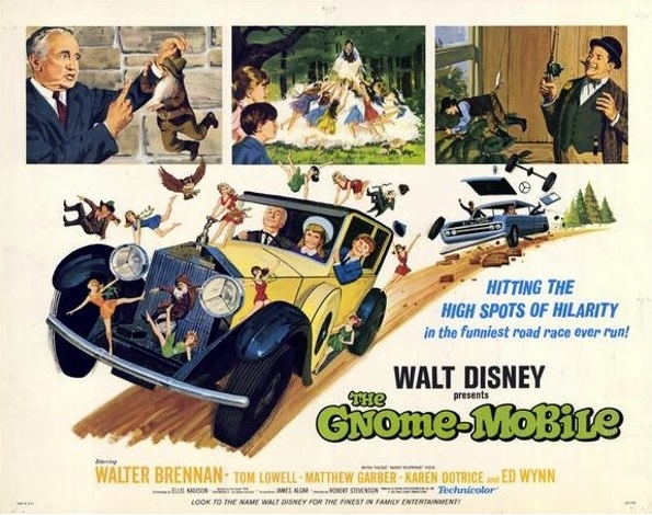 The Gnome-Mobile (1967)