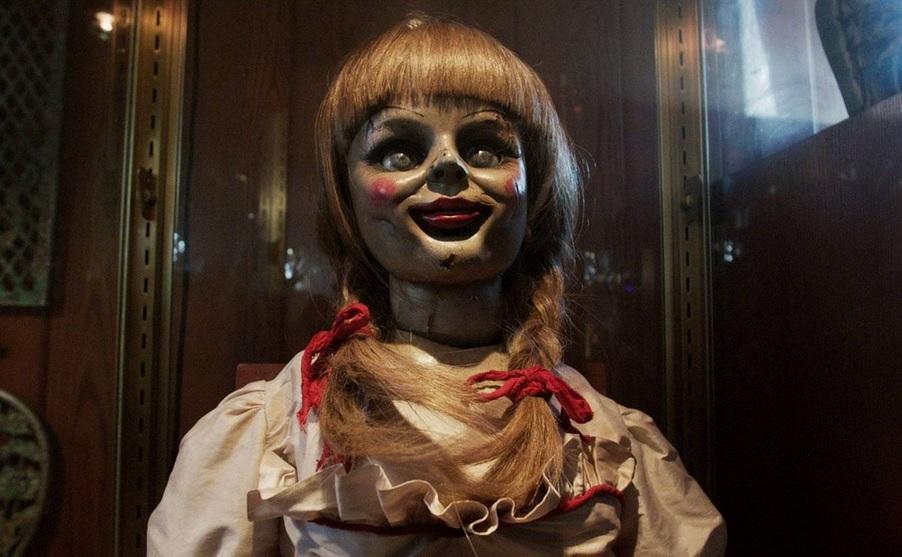 Annabelle the Doll – Monroe, CT |