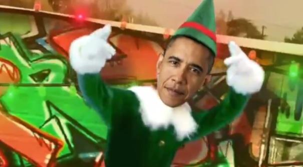 illinois-naperville-elf-yourself-obama