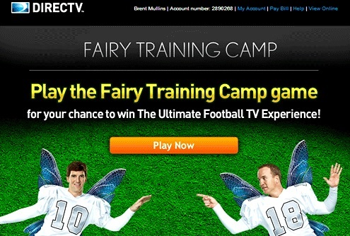 california-el-segundo-directv-fairies-training-camp