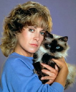 Catherine Hicks as Amanda Tucker on the CBS fantasy detective drama TUCKER'S WITCH