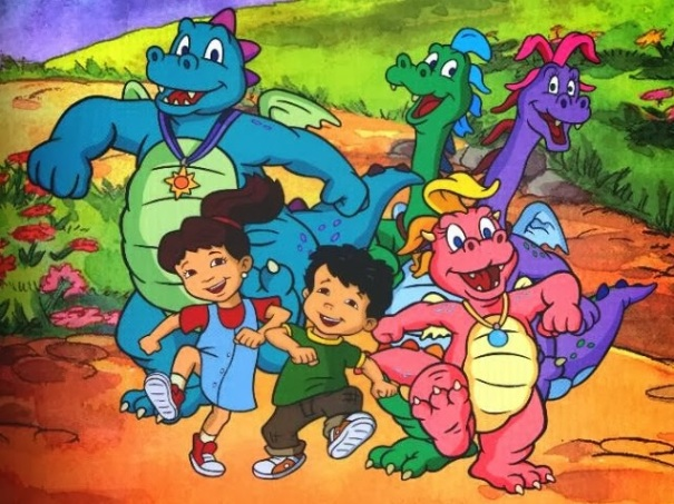 fictional-locations-dragon-tales-cast