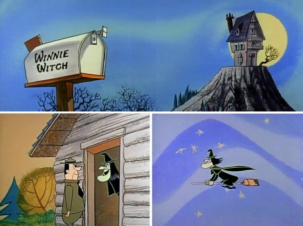 fictional-locations-enchanted-cottage-winnie-winsome-witch-yogi-bear