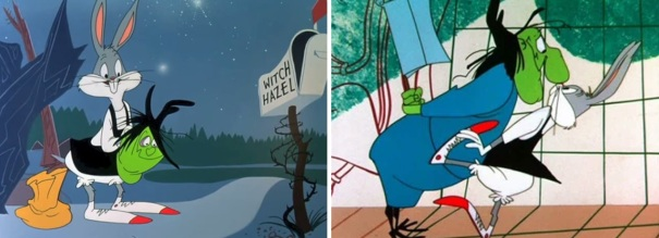 fictional-locations-enchanted-cottage-witch-hazel-cleaver-bugs-bunny-2