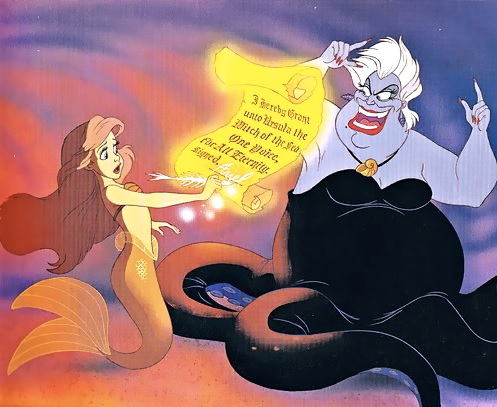 fictional-locations-little-mermaid-bottom-sea-ursula-witch-contract