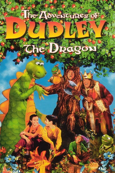 fictional-locations-the-adventures-of dudley-the-dragon-poster