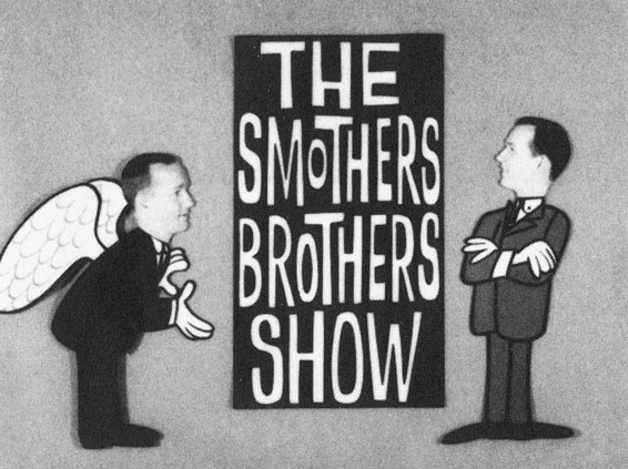 fictional-locations-the-smothers-brothers-show-logo