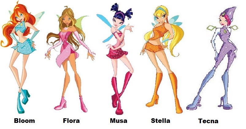 Winx Club Dimension Of Magix