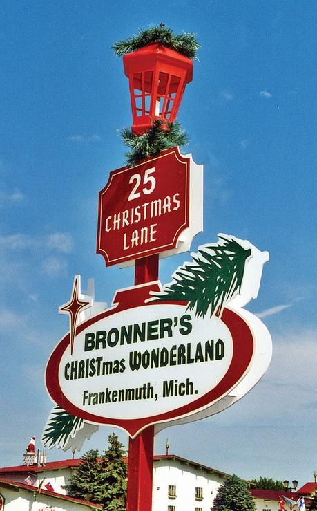 Bronner's CHRISTmas Wonderland, Frankenmuth, MI  