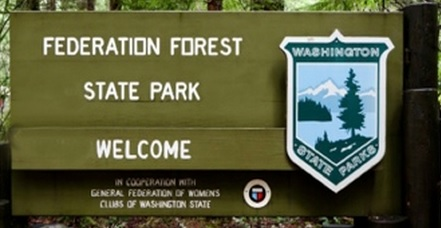 washington-federation-forest-state-park-sign