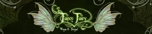 Fancy Fairy Wings and Things!