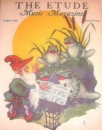 etude-magazine-cover-august-1932-elf-frogs-music