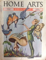 home-arts-magazine-cover-needlcraft-april-1940-fairy-muschroom-birds-music