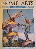 home-arts-magazine-cover-needlcraft-september-1936-elf-mushroom-butterfly