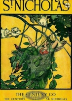 st-nicholas-magazine-cover-april-1923-fairy-nest-birds