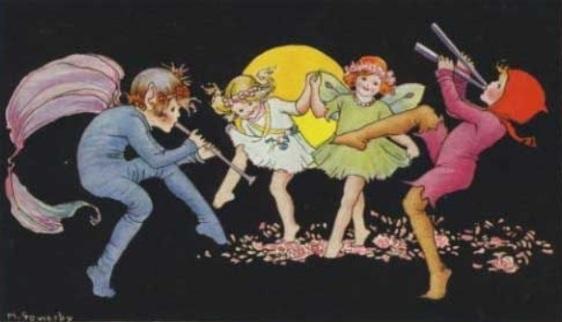 fairies-dancing