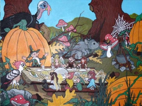 thanksgiving-fairies